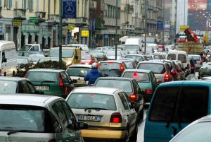 traffico a Milano