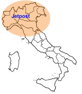 copertura jetpost Italia